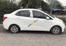 Bán Hyundai Grand i10 1.2 MT Base 2015, màu trắng, xe nhập