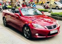 Bán Lexus IS 250C năm 2009, màu đỏ, nhập khẩu