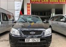 Bán ô tô Ford Escape XLS đời 2013, màu đen