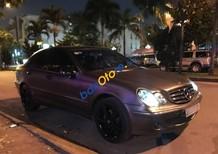 Bán xe Mercedes C240 đời 2005, màu xám