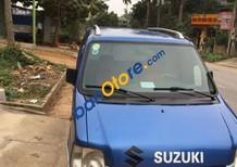 Bán ô tô Suzuki APV 1.0 MT năm 2005, màu xanh
