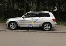 Bán ô tô Mercedes GLK220 CDI 4Matic năm 2013, màu bạc