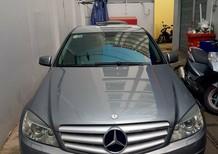 Mercedes C230 cuối 2008 màu xám