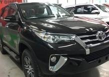 Toyota Mỹ Đình bán xe Fortuner G, Fortuner V 2018 Nhập khẩu nguyên chiếc, Đủ màu giao ngay