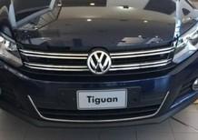 (ĐẠT DAVID) Bán  Volkswagen Tiguan 2017, màu xanh đen , nhập khẩu chính hãng LH 0933.365.188