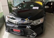 Bán Toyota Camry 2.5Q đời 2016, màu đen