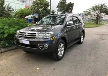 Cần bán xe Toyota Fortuner G năm sản xuất 2010, màu xám