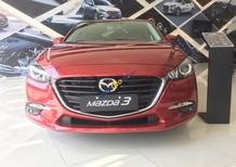Bán Mazda 3 đời 2018, màu đỏ, giá chỉ 659 triệu
