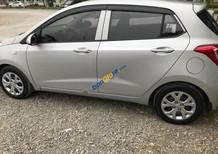 Bán xe Hyundai Grand i10 năm sản xuất 2016, màu bạc, nhập khẩu nguyên chiếc chính chủ