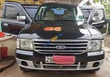 Cần bán Ford Everest năm sản xuất 2005, màu đen chính chủ