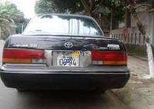 Bán Toyota Crown 3.0 đời 1993, màu đen, nhập khẩu