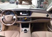 Bán Mercedes S400 sản xuất 2016, màu trắng chính chủ
