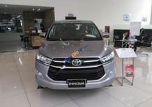 Bán Toyota Innova 2.0E đời 2018, màu bạc