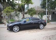 Cần bán gấp Mazda 6 2.5 sản xuất năm 2015, màu đen, giá chỉ 825 triệu