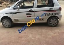 Bán ô tô Daewoo Matiz đời 2004, màu trắng