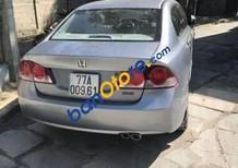 Chính chủ bán xe Honda Civic năm 2007, màu bạc