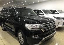 Cần bán Toyota Land Cruiser V8 đời 2018, màu đen, nhập khẩu