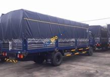 Hyundai HD120SL tải trọng 8 tấn, thùng dài 6m3