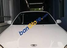 Bán xe Daewoo Lanos sản xuất 2002, màu trắng như mới, giá tốt