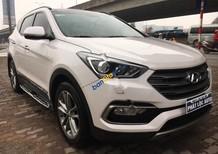 Chính chủ bán Hyundai Santa Fe 2.4L 4WD đời 2016, màu trắng