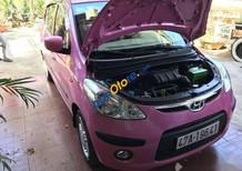 Bán xe Hyundai i10 sản xuất năm 2010, màu hồng