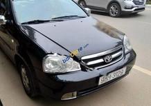Bán ô tô Daewoo Lacetti EX sản xuất năm 2010, màu đen
