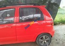 Bán xe Daewoo Matiz sản xuất 2001, màu đỏ, 50tr