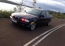 Bán gấp BMW 3 Series 318i AT 2002, màu đen, 280 triệu