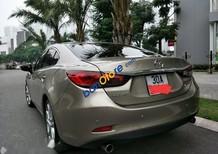 Chính chủ bán Mazda 6 2.5L sản xuất năm 2015, màu vàng
