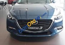 Bán xe Mazda 3 đời 2018, màu xanh lam