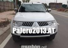 Bán Mitsubishi Pajero Sport,máy dầu 4 2AT 2.5L số tự động SX:Cuối 2013