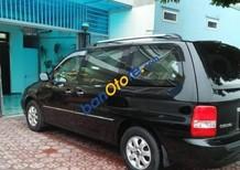 Bán ô tô Kia Carnival sản xuất năm 2009, màu đen, giá tốt
