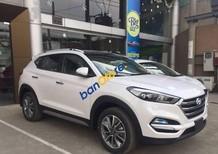 Bán Hyundai Tucson năm sản xuất 2018, màu trắng