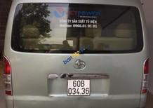 Bán Toyota Hiace 2.5 sản xuất năm 2010 chính chủ, giá tốt
