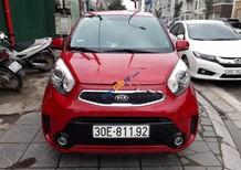 Bán xe Kia Morning SI năm 2017, màu đỏ, giá tốt