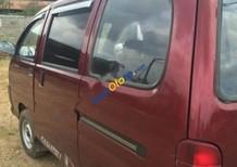 Bán xe Daihatsu Citivan 1.6 MT đời 2004, màu đỏ xe gia đình, giá tốt