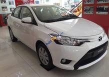 Toyota Tân Cảng bán Vios 1.5E CVT đời 2018 - Ưu đãi tiền mặt, full phụ kiện, tặng bảo hiểm- hotline 0933000600