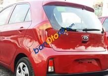 Bán xe Kia Morning đời 2018, màu đỏ