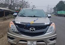 Bán Mazda BT 50 3.2 năm sản xuất 2014, màu vàng, nhập khẩu