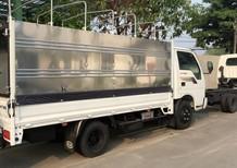 Xe tải K165 mui bạt - Xe tải 2 tấn 4 -Hỗ trợ giao xe nhanh
