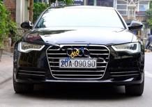 Bán xe Audi A6 3.0 Quattro năm sản xuất 2012, màu đen, nhập khẩu