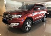 Ford Everest 2.2 năm 2016, màu đỏ, nhập khẩu nguyên chiếc