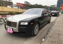 Cần bán Rolls-Royce Ghost LWB 2012, màu đen, nhập khẩu chính hãng