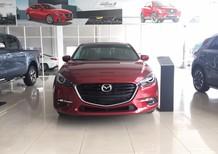 Bán Mazda 3 AT đời 2018, màu đỏ, 659tr