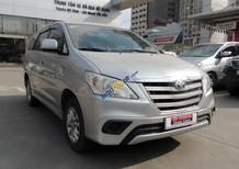 Bán Toyota Innova E sản xuất năm 2014, màu bạc