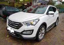 Cần bán Hyundai Santa Fe 2.2L sản xuất năm 2015, màu trắng