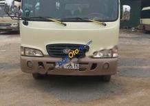 Bán Hyundai County đời 2003, màu kem (be), xe nhập, 315tr