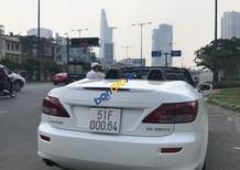 Cần bán Lexus IS sản xuất 2009, màu trắng, xe nhập