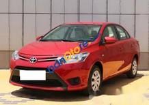 Bán xe Toyota Yaris sản xuất 2010, màu đỏ, xe nhập, giá 388tr