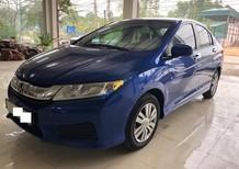 Hoàng Long Auto bán Honda City 1.5 MT đời 2015, màu xanh lam, xe đẹp, số sàn
